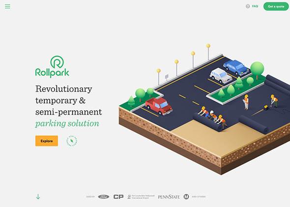 中国设计在线网站_30个卡通风格网站设计-中国设计在线