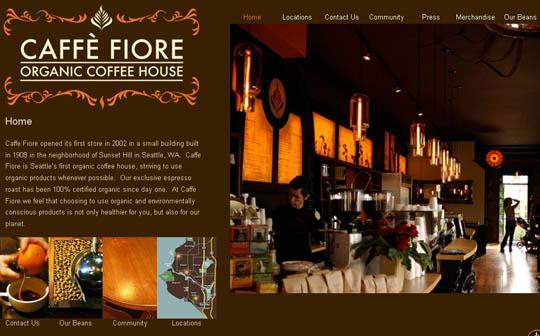 中国设计在线网站_30个咖啡网站设计灵感(2)-中国设计在线