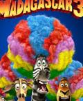 漂亮的马达加斯加电影海报设计