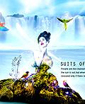 夏娃的西服―数码艺术设计