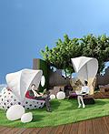 绿色的阳台―数码艺术设计欣赏