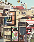 城市生活CG设计欣赏