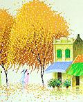 越南Phan Thu Trang 生动迷人的山水画