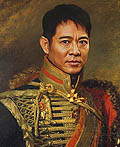 24幅世界知名人物军事肖像