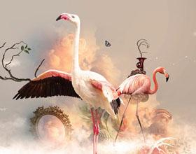 坠入爱河—超棒的PS数码照片处理作品欣赏