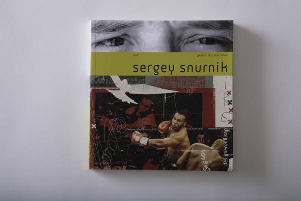 俄罗斯Sergey Snurnik 书籍设计