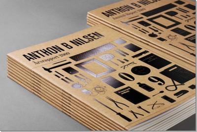 Anthon B Nilsen书籍设计