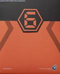 只用黑橙二色设计的书籍