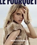 时尚杂志Le Fourquet版式设计