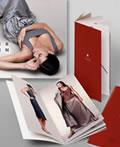 时尚时装画册装帧设计(一)
