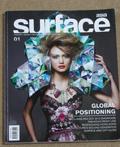 Surface Asia 装帧设计