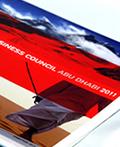 瑞士商务书局 Abu Dhabi书籍装帧设计