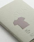 大留白的书籍装帧封面设计