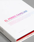 EL PERRO FAMILAR书籍装帧设计
