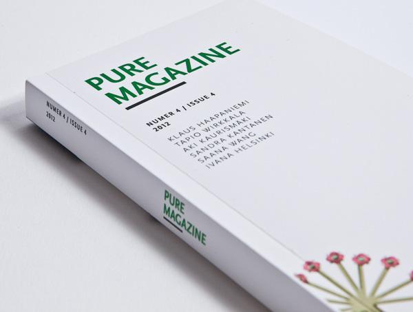 《Pure Magazine 》书籍装帧设计