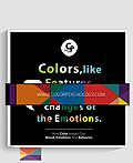 《色彩心理学》书籍设计