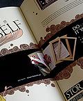 李辉织锦艺术书籍设计