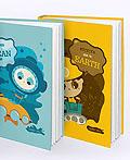 《神奇校车》儿童书籍设计