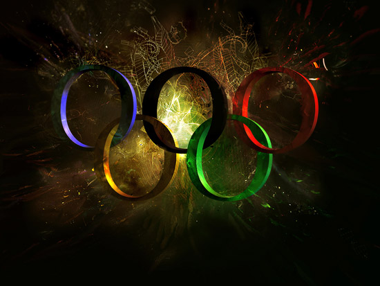 2012伦敦奥运会世界各地艺术设计作品