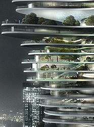 向东方―中国建筑景观