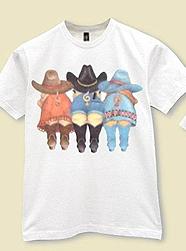 DIY个性T恤 自己动手制做专属T恤