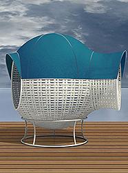 创意十足的阳台家具