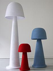 雅致有趣的蘑菇灯