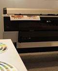 爱普生大幅面打印机数码打样的应用